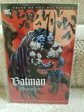 Batman: Vampire by Moench, Doug; Jones, Kelley; Beatty, John! LIKE NEW!!