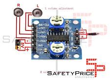 PAM8406 2X5W Dual Channel Audio Stereo Amplifier cancelacion ruido board SP