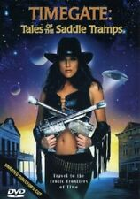 TIMEGATE-TALES OF THE SADDLE TRAMPS DVD Sealed #107