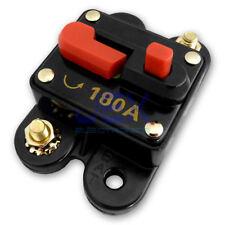 180 Amp In-Line Circuit Breaker Solar/Audio/Car/RV 180A/180AMP Fuse 12V/24V/32V