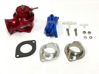 OBX Racing Sports Universal BOV with Floating Valve 40 mm Silver