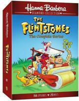 The Flintstones - Complete Series season 1- 6 (DVD, 20-Disc box Set) Sealed NEW!