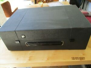 Dual P 1010 / AV 52 - Kofferplattenspieler mit Boxen - vintage Modell 1960er -