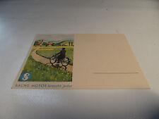 alte Karte Postkarte Fichtel & Sachs 98 ccm 98er  Nr. 7 .