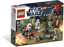 Lego 9489-STAR WARS-Endor Rebel Trooper & Imperial Trooper-New & Sealed