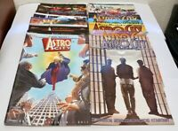 ASTRO CITY Lot - 37 Issues - Volumes 1 & 2 Local Heroes Complete Set ALEX ROSS