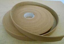 Liège toilé pour volant de scie à ruban, largeur 40 mm, ép 4.5 mm, le mètre