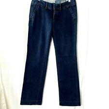 Converse One Star Womens Dark Wash Denim Jeans Size 2