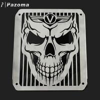 Stainless Radiator Grill Guard Cover For Kawasaki Vulcan VN800 VN400 All Years
