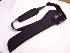 "Black RIGHT Hand BANDOLEER Holster for HENRY MARE'S LEG with a 12.9"" barrel .USA"