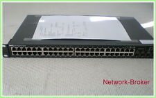 Dell PowerConnect 5448 48-Port Ethernet Managed Gigabit Switch mit Protokoll
