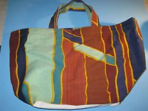 Versatile Cotton Totes Carry-all,  Briefcase & More