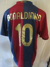 Barcelona Ronaldinho 10 2006-2007 Home Football Shirt Tamaño Extra Grande / 34327