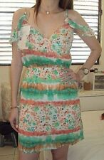NEW RIP CURL GARDEN PARTY DRESS SIZE MEDIUM WOMEN code W41