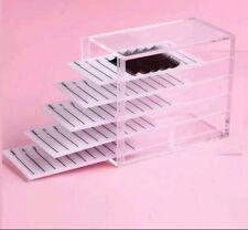Caja almacenaje extension de pestañas organizador lash extension