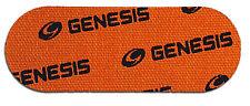 3 packs of 40 pieces each - Genesis Excel 4 Performance Tape Orange