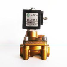 "elettrovalvola co2 12V DC 1/2"" alta pressione 90 bar ode 4966K0Q120"