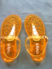 Crazy 8  jelly flip flops Size 10 shoes sandals summer Girls