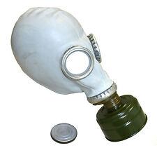 Esercito RUSSO NVA ABC PROTEZIONE MASCHERA ANTIGAS protezione respiratoria Maschera Filtro Borsa
