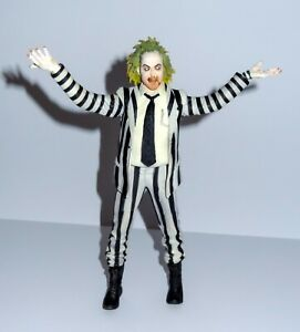 Neca Beetlejuice Action Figure 'It's Showtime' Loose Rare Used