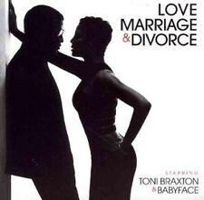 Love Marriage & Divorce 0602537580996 by Toni Braxton CD