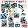 THOMAS & FRIENDS Boys Birthday Party Supplies Tableware Decorations CLEARANCE