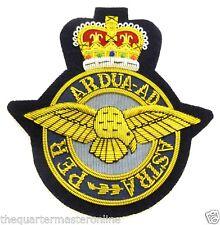 RAF Royal Air Force QC Deluxe Blazer Badge