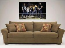 """THY ART IS MURDER MOSAIC 35X25"""" INCH WALL POSTER EXTREME METAL DEATHCORE TAIM"""