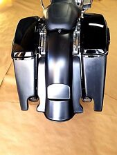 """6""""STRETCHED SADDLEBAGS / REAR FENDER INCLUDED FOR ALL HD TOURING MODELS 2014-UP"""