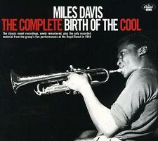Miles Davis, Tadd Da - Complete Birth of the Cool [New CD]