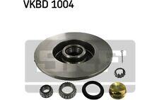 SKF Disco de freno (x2) Trasero 226mm VOLKSWAGEN GOLF SEAT TOLEDO VKBD 1004