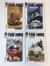 BMW Films comics THE HIRE #1 2 3 4 ~ FULL SET