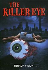 Dvd The Killer Eye 1998 Sci-Fi Fantasy Horror Movie Cult 90s Indie New