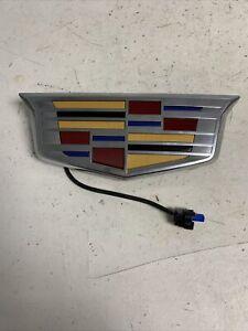2021 Cadillac Escalade Rear Pushbutton Emblem OEM New 84380084