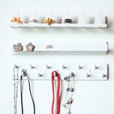 Jewelry Necklace Earring Display Organize Hang Holder Stick Hook Storage Rack BR