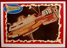 THUNDERBIRDS - Thunderbird 5 - Card #41 - Topps, 1993 - Gerry Anderson