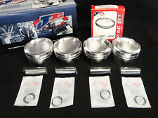JE 1994-2005 MAZDA MIATA BP 1.8L 83.5MM 9.0:1 9.0 CR FORGED PISTONS