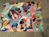 Vintage Disney Minnie Mouse Curtains