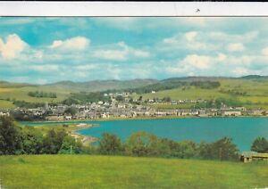Lochgilphead Argyllshire Postcard used VGC