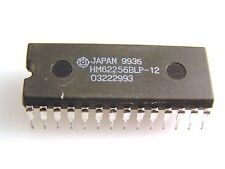 Hitachi HM62256BLP-12 28-PIN IC 32K 8Bit Static RAM 1 Piece OMA046K