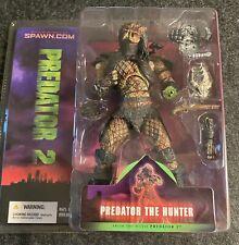 New listing McFarlane Toys Predator 2 The Hunter Figure 2004 spawn