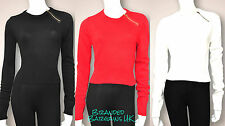 Topshop Crew Neck Jumpers & Cardigans for Women