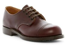 $350 RED WING FACTORY SECONDS 9045 Paton Mens Leather Oxford BLACK CHERRY Size 9