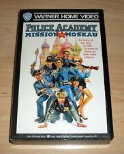 VHS Film - Police Academy - Mission in Moskau - Komödie - Videokassette