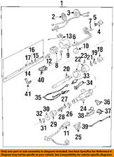 Cadillac GM OEM 1993 Seville-Steering Column 26030134