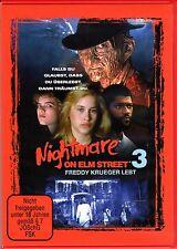 A Nightmare on Elm Street 3 - Freddy Krüger lebt , 100% uncut , NEU !
