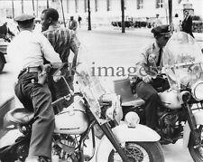 RACISME Afro US HARLEY DAVIDSON Moto Jacksonville 1964
