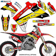 1993 1994 1995 CR 80 GRAPHICS KIT CR80 93 94 95 DECO DECALS STICKERS SENGE