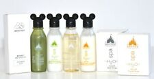 Disneyland Paris Shampoo,Conditioner,body wash,bath soap,facial soap,shower cap