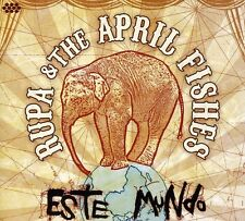 Rupa & the April Fishes - Este Mundo [New CD] Digipack Packaging